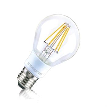 Integral LED Classic A 40 330Deg Filament-style Omni-Lamp 4.5W 27K ES Dim ILGLSE27DC034