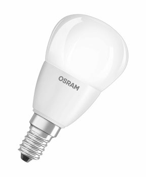 Osram Classic P Frosted 25 4W/827 E14 Golf Ball Dimmable Parathom 4052899911444  - Click to view a larger image