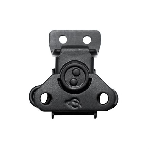 Penn Elcom Mini Butterfly Surface Latch with Catch Plate L0914K  - Click to view a larger image