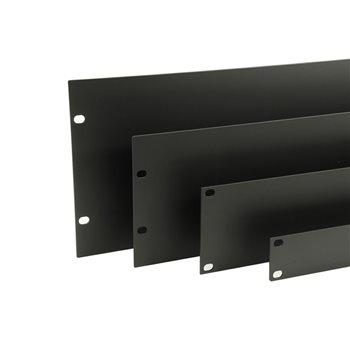 Penn Elcom 3U Rack Panel Black R1285/3UK  - Click to view a larger image