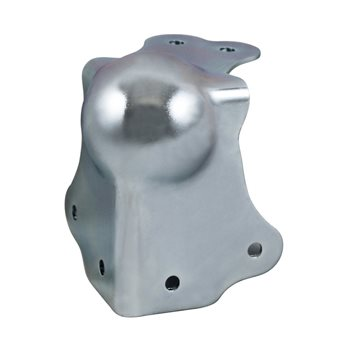 Penn Elcom Brace Ball Corner 8591  - Click to view a larger image