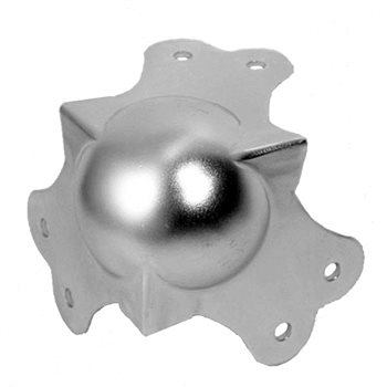 Penn Elcom Large Heavy Duty Ball Corner 1.8mm 1002  - Click to view a larger image