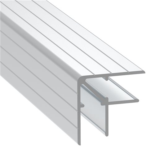 Penn Elcom Double Angle Extrusion Supplied in 3.66m/12ft Lengths 3070  - Clique para visualizar a imagem ampliada