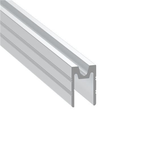 Penn Elcom Groove Extrusion Mates With 3104 Equal Legs Supplied in 3.66m/12ft Lengths 3105  - Click to view a larger image