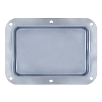 "Penn Elcom 5"" x 7"" Large Recess Dish 1482  - Click to view a larger image"