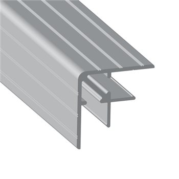 "Penn Elcom 3/8"" Double Angle Supplied In 3.66m/12ft Lengths 3106  - Click to view a larger image"