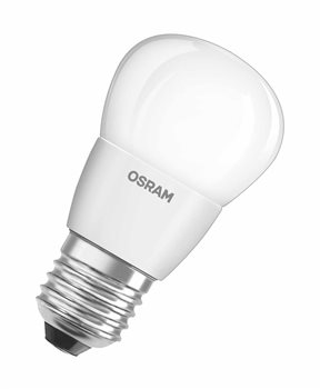 Osram LED Parathom Classic P 40 6W/827 E27 Dim FR 4052899911925  - Click to view a larger image