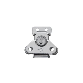 Penn Elcom Mini Butterfly Surface Latch with Catch Plate L0914Z  - Click to view a larger image
