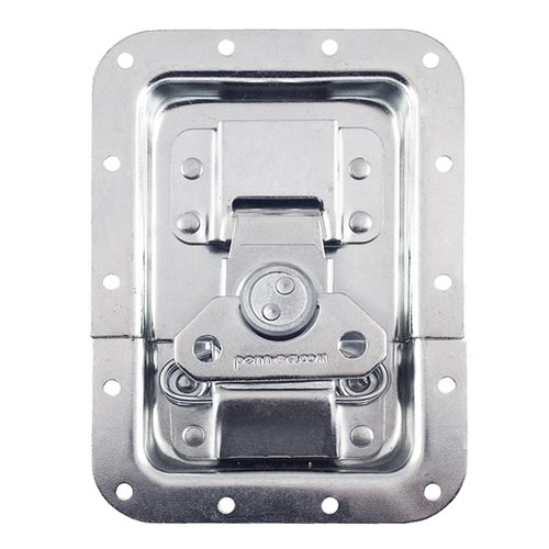 Penn Elcom MOL Large Latch in Reversed Plain Dish L944/524MOL  - Click to view a larger image