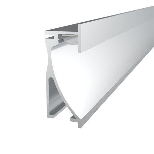 Comus 1M LEDAL10 KIT for 14mm Wall Light Aluminium Profile LEDAL10  - Click to view a larger image