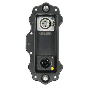Neutrik TX Digital AES/EBU input module/without power cable NKXPF NXP-TM-AES-E  - Click to view a larger image
