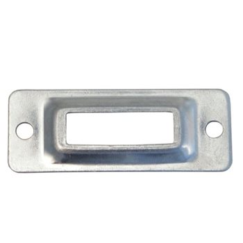 Penn Elcom Catch Plate Zinc L0965/CP  - Click to view a larger image