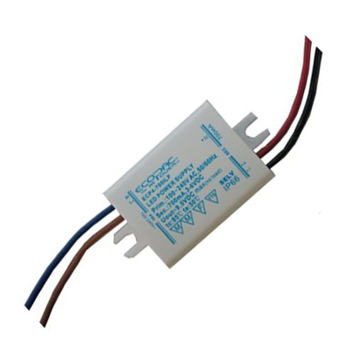 Ecopac UK 4W Constant Current LED Power Supply ECP4-700IF  - Click to view a larger image
