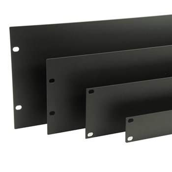 Penn Elcom 6U PANEL-BLACK R1275/6UK  - Click to view a larger image