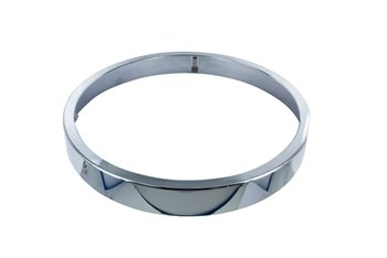 Integral LED Polished Chrome Trim/Ring for Value+ ceiling light 300mm diameter ILBHEA035  - Click to view a larger image