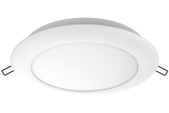 Integral LED Downlight 16W (36W) 3000K 1440lm Non Dim 200mm cut-out ILDL200D009  - Click to view a larger image