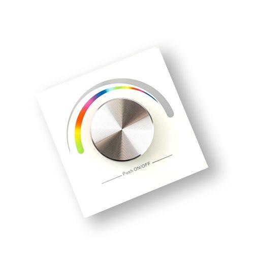 Teucer Single zone RGB Wall Panel Controller WP-1RGB  - Нажмите, чтобы посмотреть увеличенное изображение