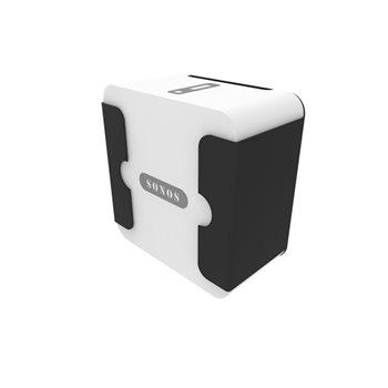 Penn Elcom Support de Fixation Mural pour Sonos Connect WB-ZP90-B  - Cliquez pour agrandir limage