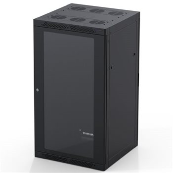 Penn Elcom 22U Rack Enclosure 1032 Rail 600mm / 23.62in x 600mm / 23.62in R5066-22UK  - Click to view a larger image