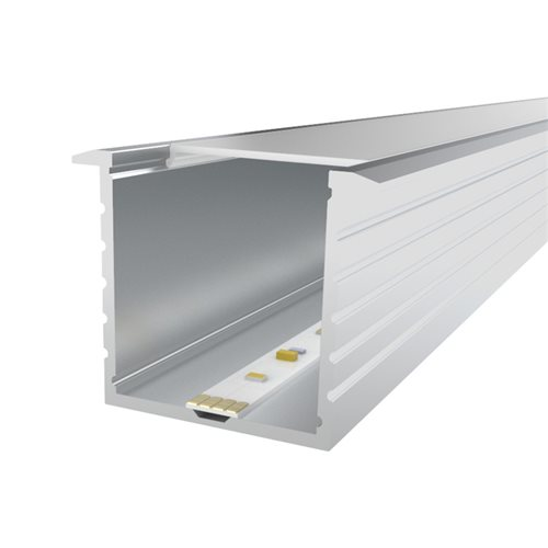 Penn Elcom 2m Kit 31mm wide Deep Recessed Profile LEDAL33M2  - Click to view a larger image