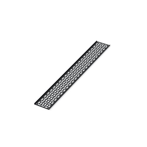 Penn Elcom R4000 Cable Tray 12U White R4000-CT-12UW  - Click to view a larger image