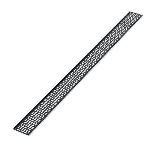 Penn Elcom R4000 Cable Tray 42U White R4000-CT-42UW  - Click to view a larger image