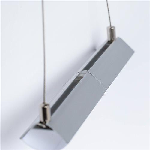 Penn Elcom Paire de Câbles de Suspension pour LEDAL40 et LEDAL41 LEDALSWTYPEC   - Cliquez pour agrandir limage