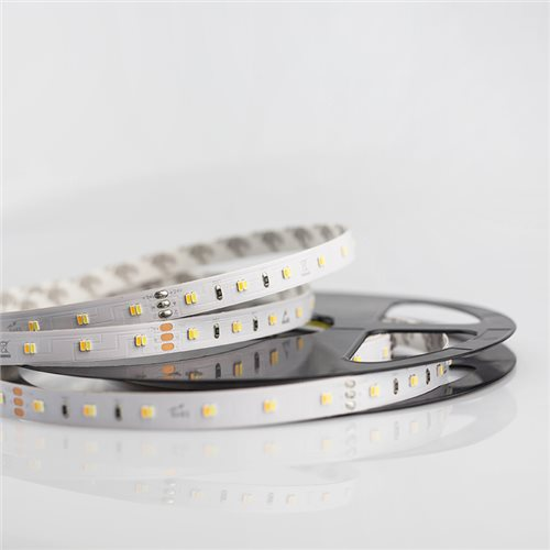 Penn Elcom Led strip Tunable White 24V 12W Ip65 Waterproofed LEDCLTW128120NP65  - Click to view a larger image