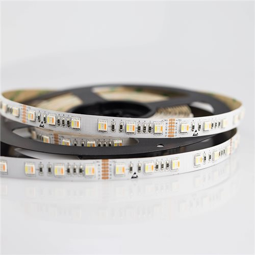 Comus Led strip Rgbtw 24v Ip20 24w with 5in1 chips LEDCLS24RGBTW  - Click to view a larger image