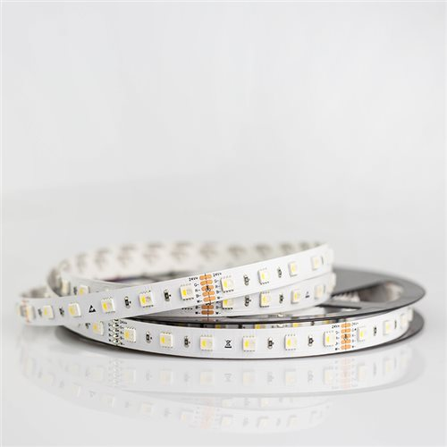 Comus Led strip Rgbw 24v Ip65 19.2W with Neutral White LEDCL192RGBWNP65  - Click to view a larger image