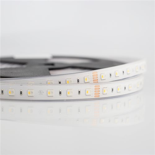 Penn Elcom Led strip Rgbw 24v Ip66 19.2W with Warm White LEDCL192RGBW27P66  - Click to view a larger image