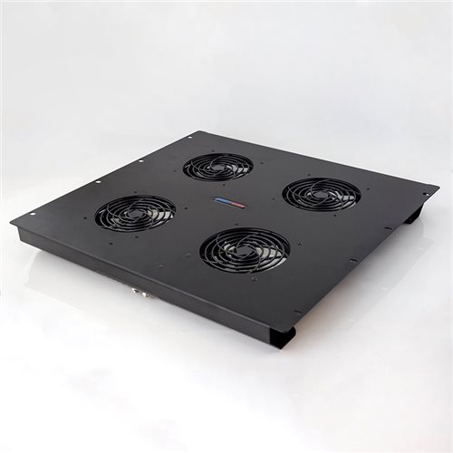 Penn Elcom Quiet 4 Fan Tray for R4000/R5000 Racks R4000-FT4  - Click to view a larger image