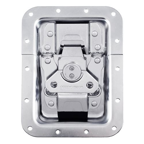 Penn Elcom Large MOL®4 Latch in Plain Dish L944/525MOL4  - Click to view a larger image