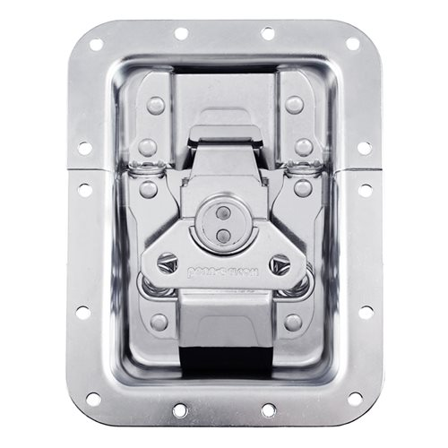 Penn Elcom Large MOL®4 Latch in Plain Dish L944/530MOL4  - Click to view a larger image
