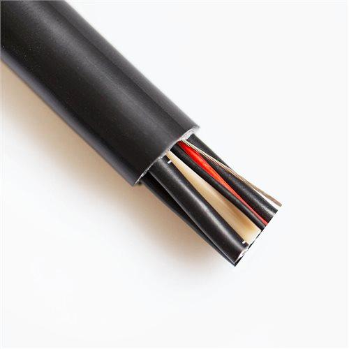 Comus Mic Multicore Cable 6 Pair AES-EBU Black for DMX & Analogue CAUNC06  - Haga Clic para ver una Imagen más grande