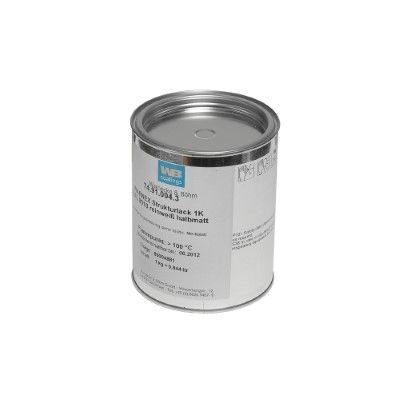 Warnex Cabinet Paint Grey 1KG MG-9714-7016