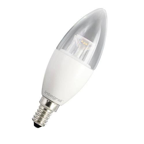 Integral LED Classic B 14 Dim 5.6w 5k 5055788202394  - Click to view a larger image