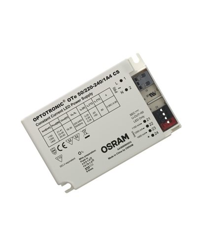 Osram Led Driver Eco Ote 50/220-240/1a4 Cs 4052899917583  - Click to view a larger image