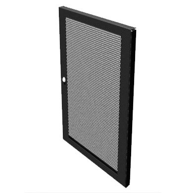 Penn Elcom 24U Perforated Rack Door for R8400 & R8500 Racks R8460/24