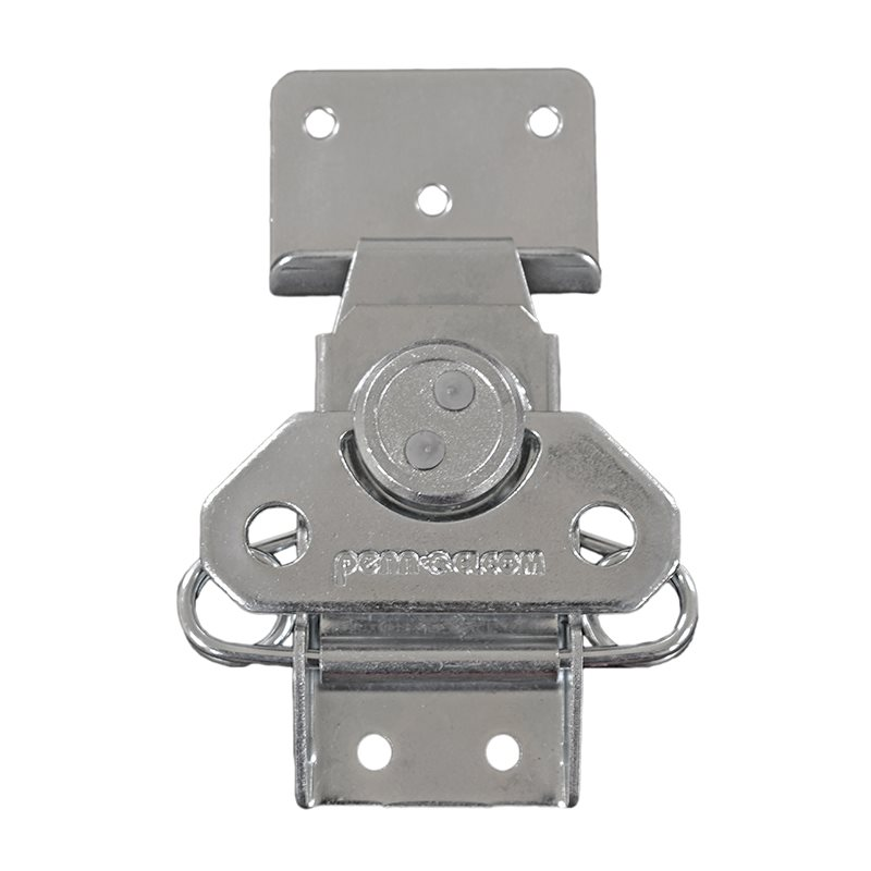Penn Elcom Large Low Mount Butterfly Surface Latch with Catch Plate L09258Z