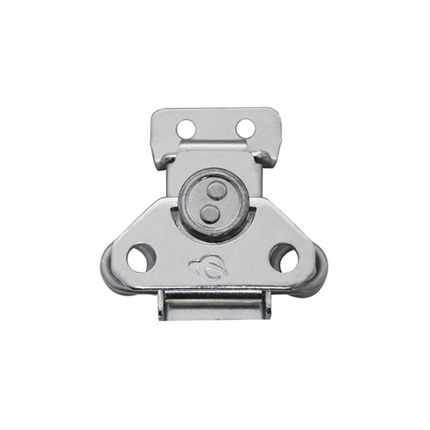 Penn Elcom Mini Butterfly Surface Latch with Catch Plate and Extrusion Clearance Slot L0914Z-01