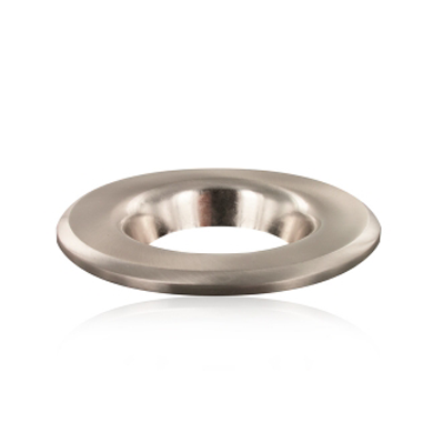 Integral Bezel Satin Nickel for the LED Fire Rated Downlight ILDLFR70A014