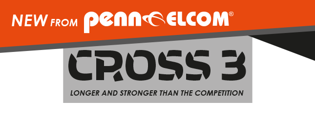 Cross 3: Longer and Stronger than the competition!