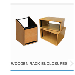 Wooden Rack Enclosures