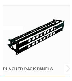 Punched Rack Panels