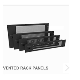 Vented Rack Panels