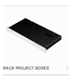 Rack Project Boxes