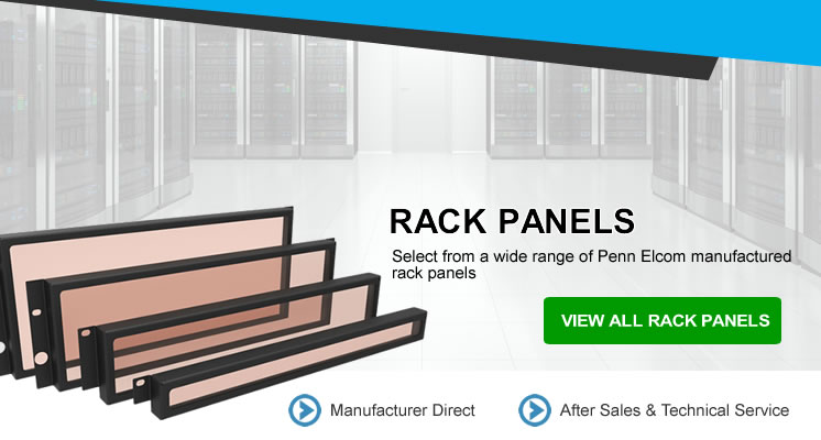Rack Panels form Penn Elcom