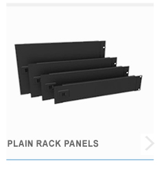 Rack Panels Plain