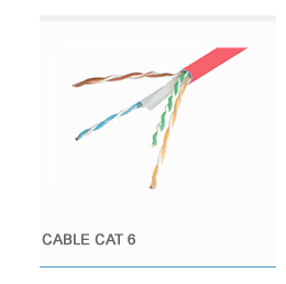 Cable Cat 6